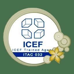 عضو انجمن جهانی (ICEF)